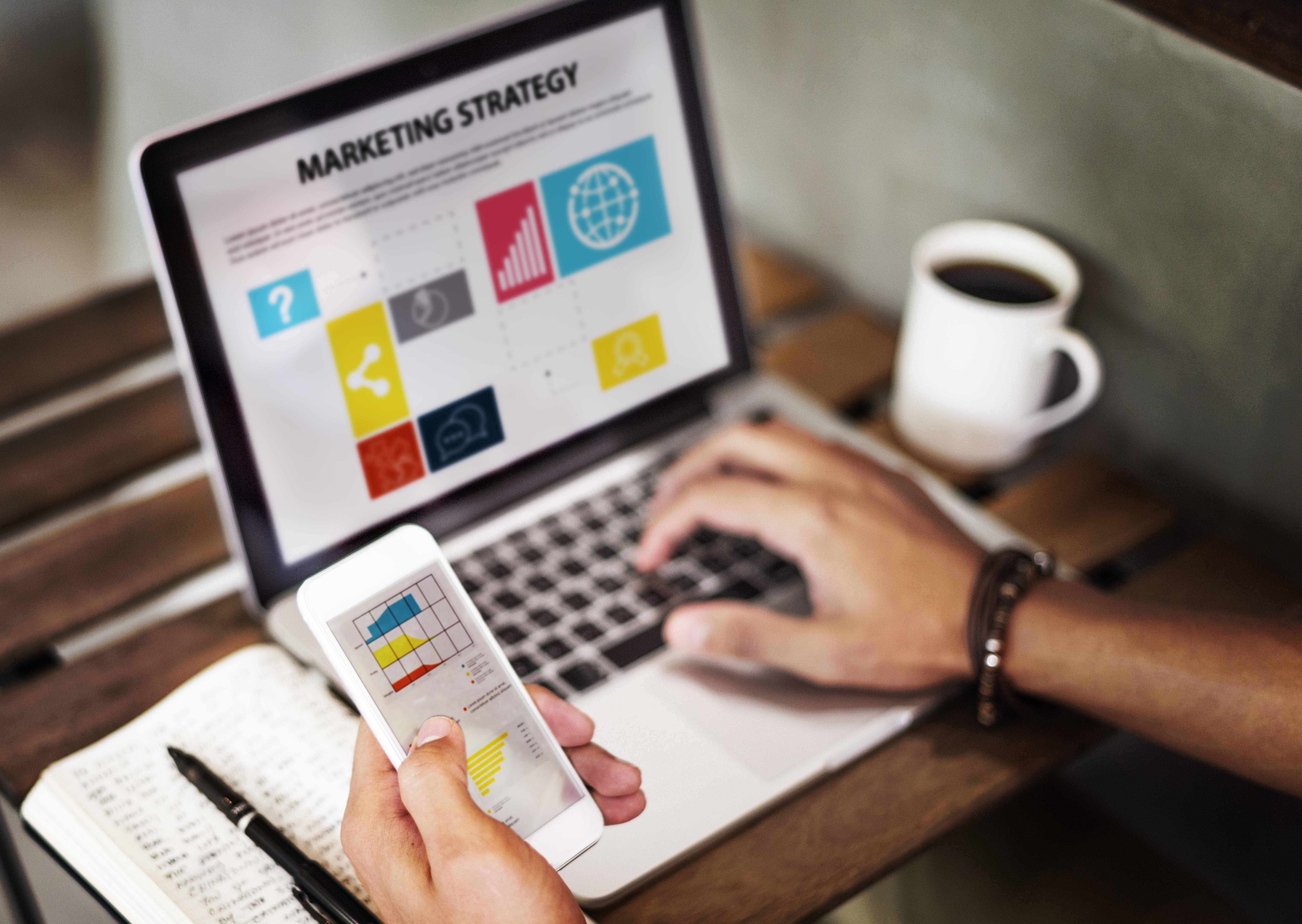 gestión de redes sociales y marketing digital impotente para el seguro