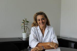 Cristina Villena, Coordinadora de la Red Nacional de Biobancos (RNBB).
